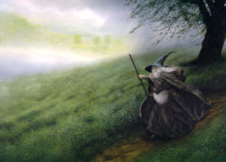 Gandalf - John Howe