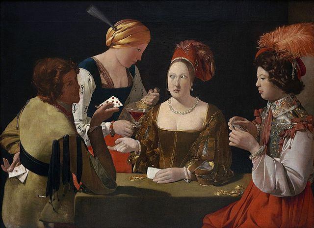 Le Tricheur à l'as de carreau - Georges de Latour