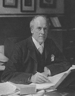 Le père du χ² : Karl Pearson (1857-1936)