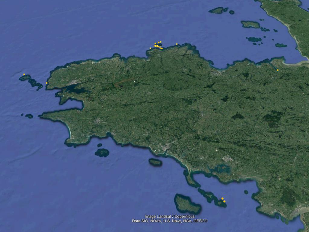 Google Earth VisioNature