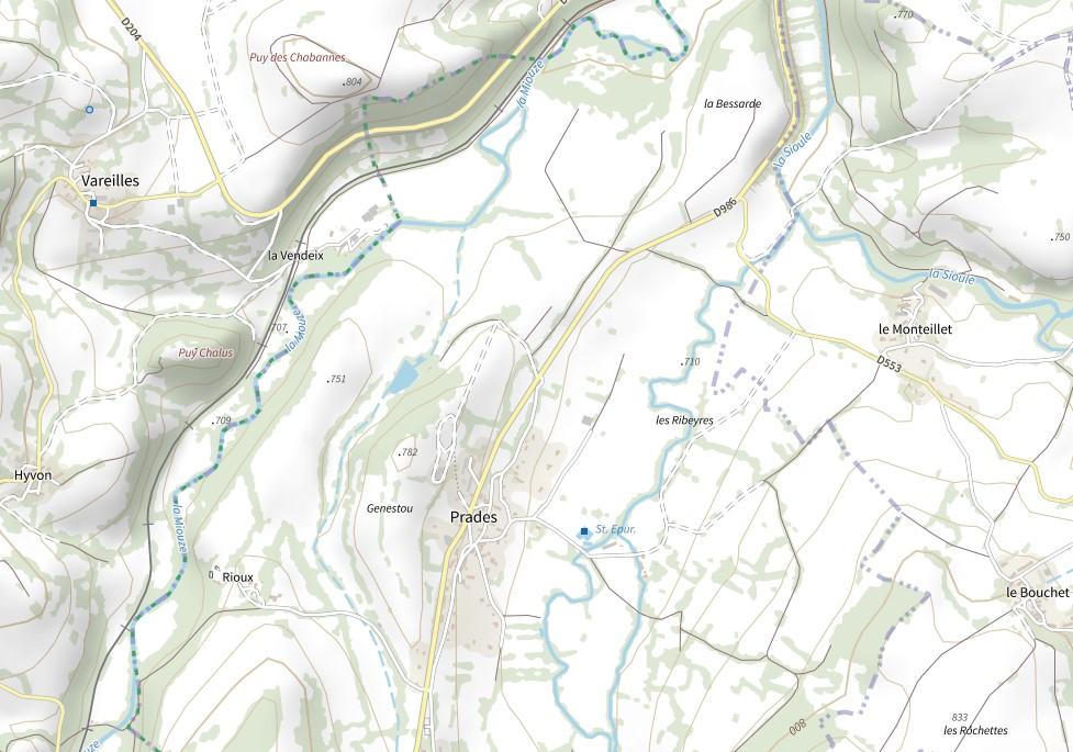 Géothermie profonde à Saint-Pierre Roche